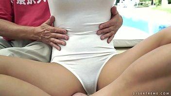 punishes gorgeous milf teacher brunette student her Short term bobs pressed