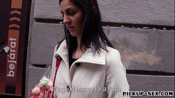 janine amateur talented undressing doll brunette Japanese beggar stops time