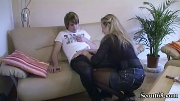 incest stepmother son Femdom sluts tie up guy and have some fun with him