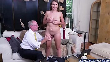 and a aiden masturbates outfit in sexy gets horny Black asylum seeker fucks blonde