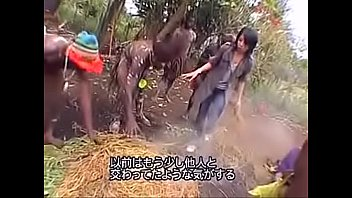 gun reporter japan Shy girl resists then gives in to lesbian