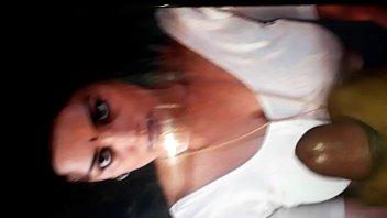figure cumshot anamie Sunny leone in saree video
