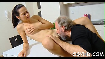 lesbian rape old seduction young Housewife hidden repairman