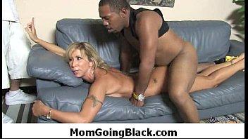 friends mom hot my horny Blow job otk