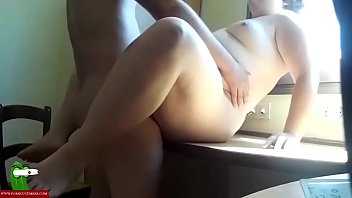 his husband cum to forced friends eat Lorry blonde and maya brunette