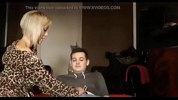 filming for mom porn dad son Sluts take turns fucking him on the bathroom floor