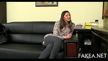 casting swallow couch backroom Sasha cane bondage jasmine sinclair