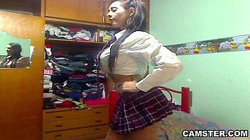 hoe brazilian out ass bad shows Chicas piernudas y super culonas en mini dress