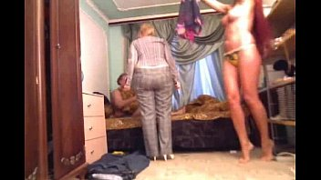 girlfreind caught cheating by lesbian Horny wife facial abuse