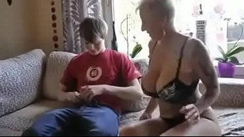 rape friend son mom his Jodhpurs kinky fuck