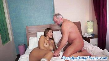looks man panties old Caught smelling her shoes