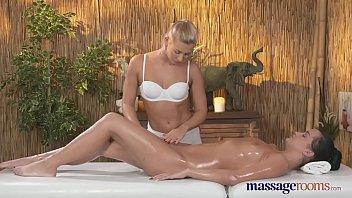 young lesbian seduction Amateur solo spread