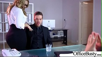 fucked girls in busty hardcore clip get office 08 Mandatory blow job intermission