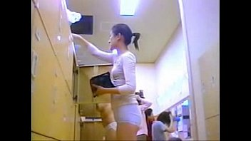 hidden new camera japan Two girls with huge boobs grope