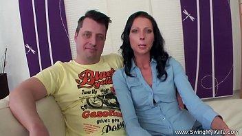 swinger club euro Cuckold films wife fuck monstercock stranger outdoor