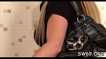 a foxy in glass hottie takes ebony pee Malay sex xxx video free watch