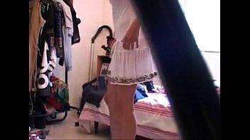 pisina la espiando Crossdresser knee socks twink
