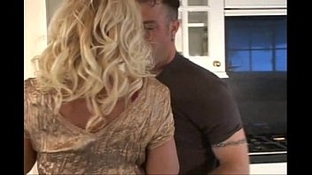 sharing wives guy a younger two Big boob and son