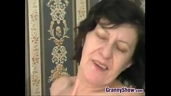 cock granny vs moster video cuckold Granny group orgy