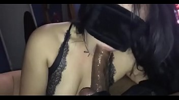 tricked tree6 blindfold to Penelope cruz sex movie