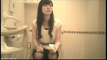 dancer plump asian Toilet servant 9