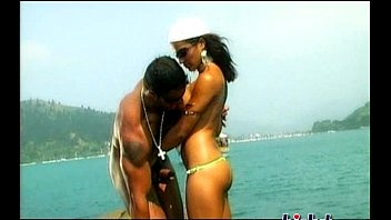 soaking lesbian wet Natural big breasts meisa hanai