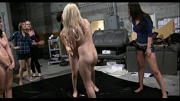 gorgeous two out lesbians roughly making Anal pet rough