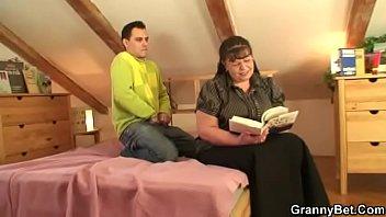 lesbian seduces pregnant woman Big teen titts