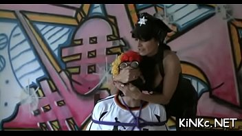 reality out my king strapon working lesbian sister step Luna star mike adriano5