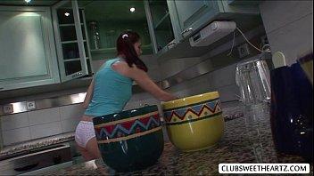 fucks hubby she films Maid blowjob hidden cam