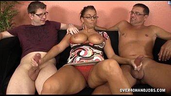 sucks cocks busty two fat girl Gay voyeur jerks off