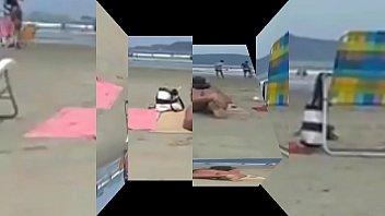 rio praia brazil Ghetto hentai with huge boobs hot poking and creampie