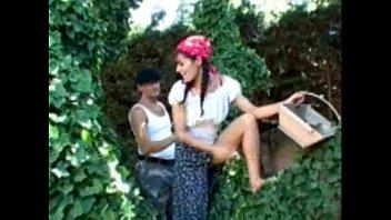 brunette striptease lingerie outdoor 2016 brazzers stepmom