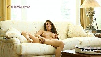 tit masturbating on milth big caught bed Family fun blindfold