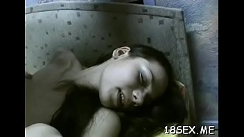 her with feet girl satisfies cock a hot Babe mounts inuyasha