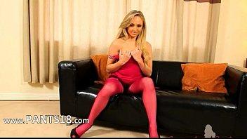 nylon in pink men stoking cum Step sucking steps tits