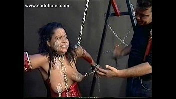 tied slave gets bareback fucked up Vintage huge black cock white pussy cumming