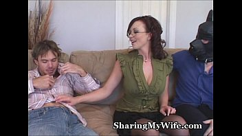 hubby infront of fucking wife Hung uncle fucks his nephews