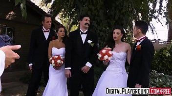 wedding ash jordan Hot brunette kendall karson auditions and fucks