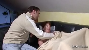 granny visit home in son seduced japonese Kim cruz porn