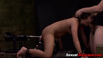 tied slave bareback fucked gets up Cute boy gets assfucked hard gays
