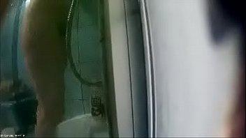 hidden voyuer shower cam Walks in on cheating