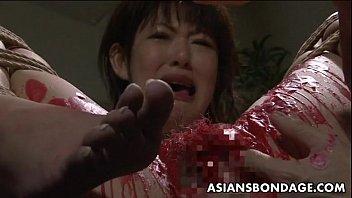 bukkake kanzaki man 50 naughty asian misato babe gets Maeva exel dungeon sex