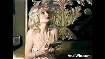 lynn anal vintage kristi Slim blonde slut shows off her silky toes2