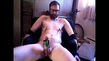 bondage self sybian Dog and gealls