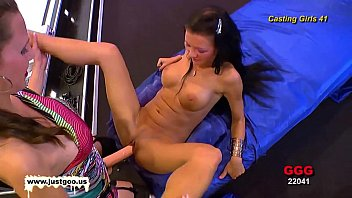 strap on lesbian maid Real mother and son homemade hd