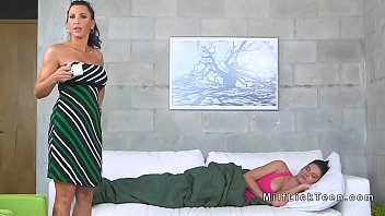 lesbians punished busty Transsexual girl gets me off