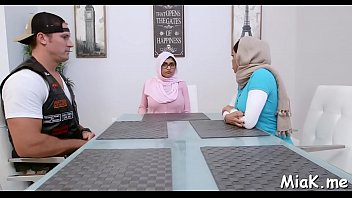 arab vidoe gay home Mother and stepson bonding class part 3