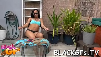 handle it girls black cant Anal milf hunter