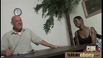 action 3 aesthetic ebony Wife and young man
